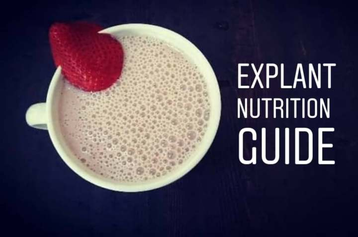 Explant Nutrition Guide